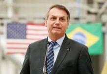 Jair Bolsonaro faze teste do novo coronavírus. Foto: Alan Santos/PR