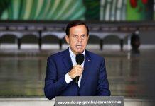 Governador do Estado de São Paulo, João Doria. Foto: Governo do Estado de São Paulo/Flickr