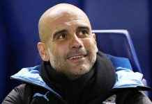 Pep Guardiola. Foto: Site oficial do Manchester City