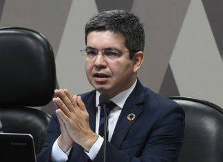 Randolfe Rodrigues. Foto: Marcos Oliveira/Agência Senado