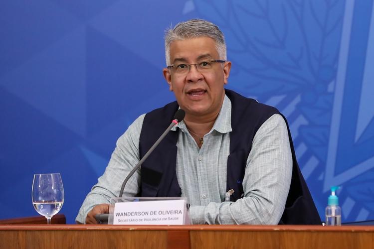 Wanderson Kleber de Oliveira. Foto: José Dias/PR