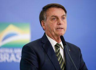 Presidente da República, Jair Bolsonaro. Foto: Alan Santos/PR