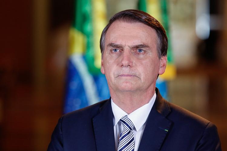 Jair Bolsonaro. Foto: Isac Nóbrega/PR