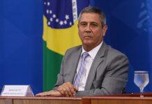 Ministro da Casa Civil, Walter Braga Netto. Foto: José Dias/PR