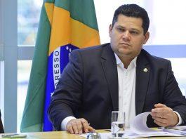 Presidente do Senado Federal, senador Davi Alcolumbre. Foto: Marcos Brandão/Senado Federal