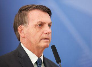 Presidente da República, Jair Bolsonaro. Foto: Júlio Nascimento/PR