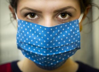 Máscaras caseiras ajudam na prevenção contra o coronavírus. Foto: Pixabay