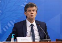 Ministro da Saúde, Nelson Teich. Foto: José Dias/PR