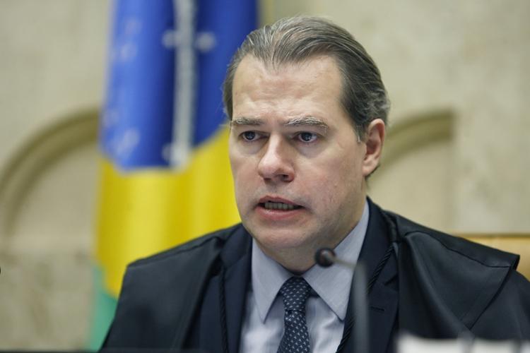 Presidente do STF, ministro Dias Toffoli. Foto: Fellipe Sampaio /SCO/STF