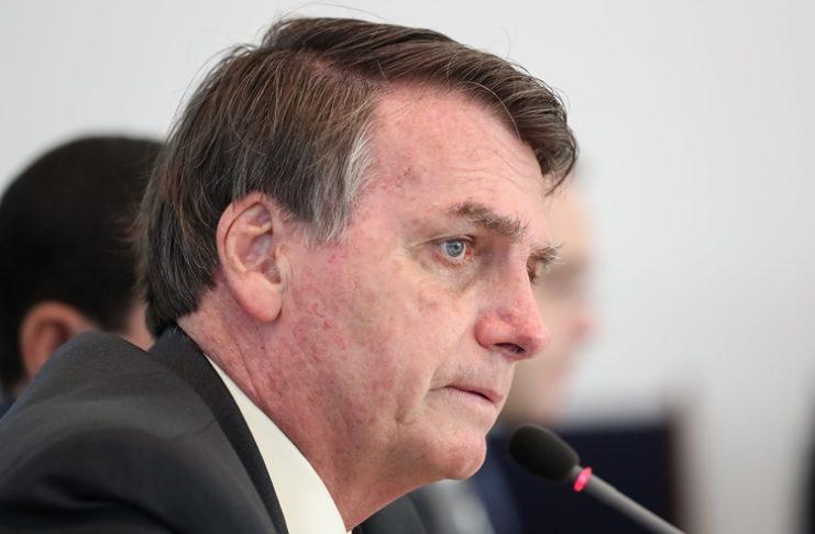 Presidente da República, Jair Bolsonaro. Foto: Marcos Corrêa/PR