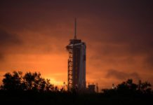 SpaceX. Foto: Bill Ingalls/NASA