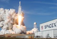 SpaceX. Foto: Reprodução