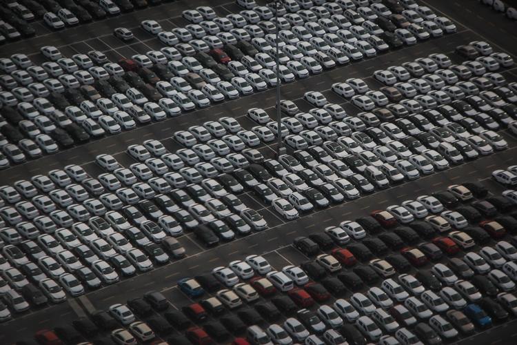 Venda de veículos novos desaba 76% em abril. Foto: Pixabay