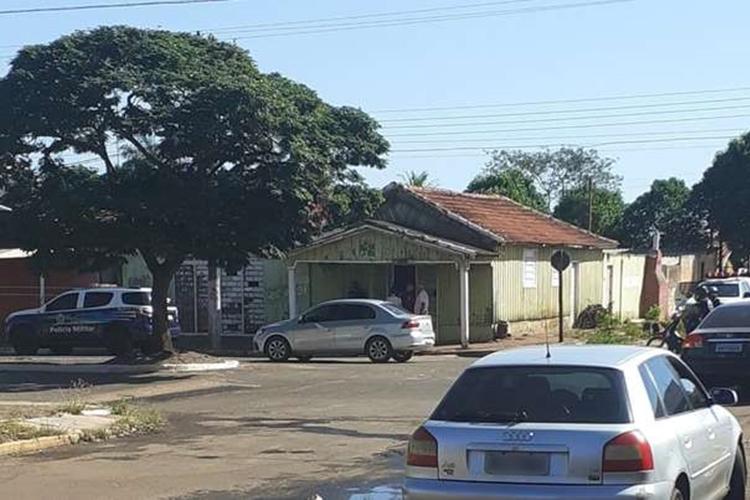 Corpo de homem foi encontrado nesta segunda-feira (15). Foto: Reprodução