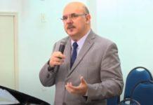O professor e pastor Milton Ribeiro. Foto: Reprodução