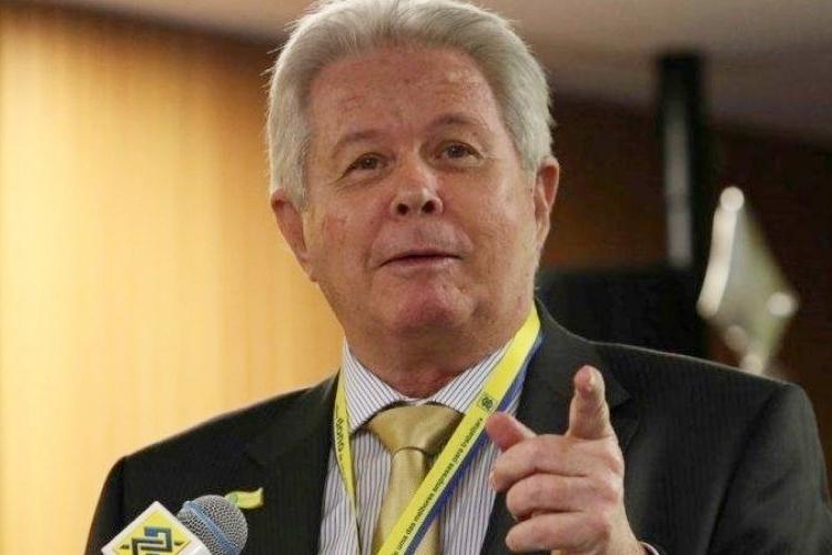 O presidente do Banco do Brasil, Rubem Novaes. Foto: Fabio Rodrigues Pozzebom/Agência Brasil