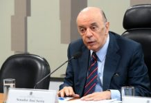 José Serra. Foto: Marcos Oliveira/Agência Senado