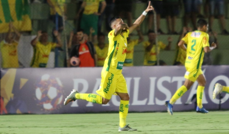 Mirassol elimina o São Paulo. Foto: Reprodução