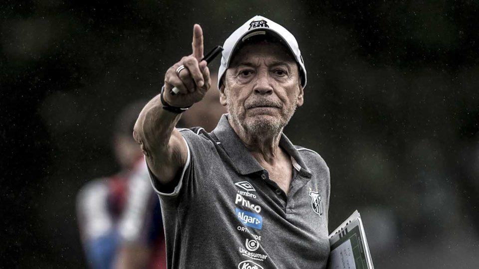 Jesualdo Ferreira. Foto: Ivan Storti/Santos