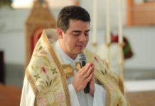 Padre Robson de Oliveira. Foto: Reprodução