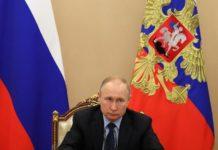Vladimir Putin. Foto: Kremlin