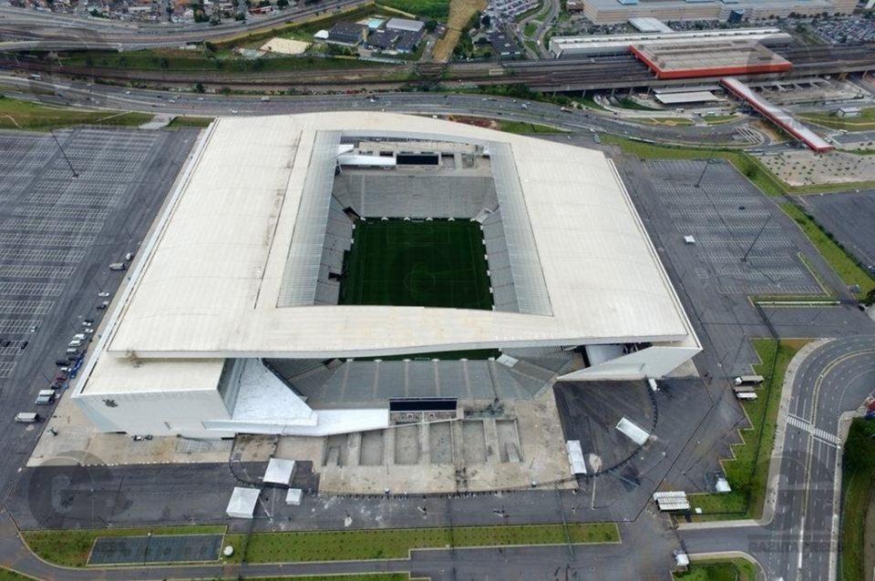 Neo Química Arena é o novo e definitivo nome da Arena Corinthians. Foto: Wikipedia/Reprodução
