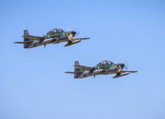 Aviões da FAB. Foto: Sargento Bianca/CECOMSAER