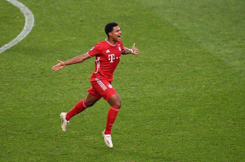 Bayern de Munique vence o Lyon pela Champions. Foto: Reprodução/Twitter/FCBayern