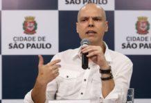 Bruno Covas, prefeito de São Paulo. Foto: Rovena Rosa/Agência Brasil
