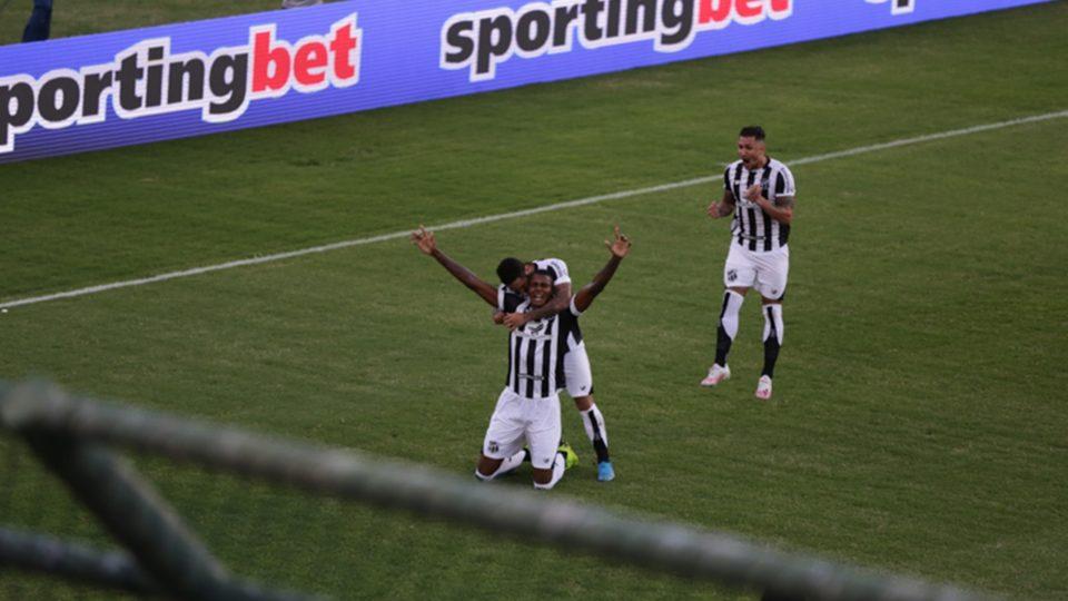 Ceará vence o Bahia e é campeão da Copa do Nordeste. Foto: Site oficial do Ceará/Reprodução