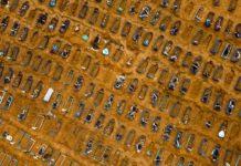 Brasil registrou 1.437 novas mortes causadas pela covid-19. Foto: Alex Pazuello/Semcom
