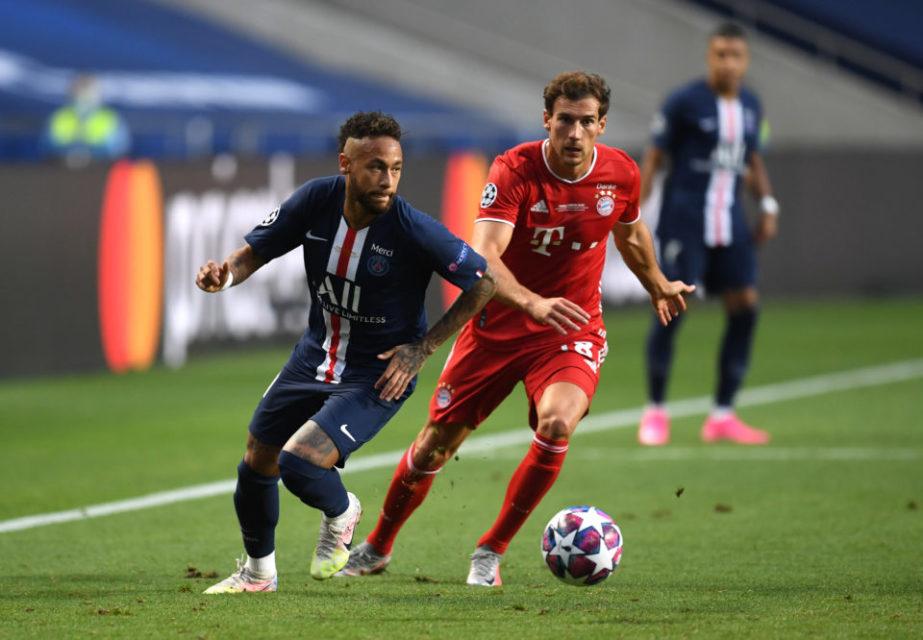 Bayern de Munique e PSG. Foto: Reprodução/Twitter/FCBayern