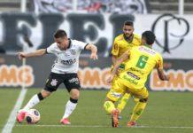 Corinthians vence o Mirassol. Foto: Rodrigo Coca/Agência Corinthians