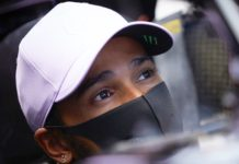 Lewis Hamilton. Foto: Reprodução/Twitter/LewisHamilton