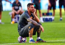Lionel Messi. Foto: Reprodução/Twitter/FCBarcelona