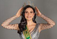 Gaúcha Julia Gama venceu o Miss Brasil 2020. Foto: Reprodução/@juliawgama/Instagram