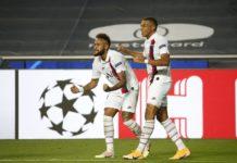 PSG vence o Atalanta. Foto: PSG/Site oficial