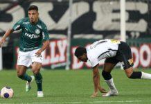 Corinthians e Palmeiras fazem final do Paulistão 2020. Foto: Cesar Greco/Agência Palmeiras
