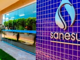 Sanesul. Foto: Reprodução