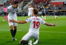 Sevilla vence a Inter e conquista a Europe League. Foto: Reprodução/Twitter/UEFAcom_es