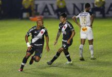 Vasco vence o São Paulo. Foto: Rafael Ribeiro/Vasco