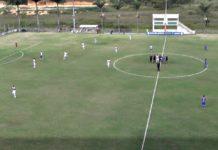 Real Noroeste vence o Aquidauanense pelo Brasileirão. Foto: Reprodução/Mycujoo