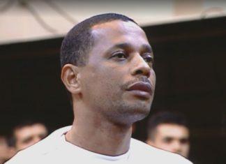 Elias Maluco, condenado pelo assassinato do jornalista Tim Lopes. Foto: Reprodução/TV Globo