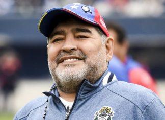 Maradona. Foto: Reprodução