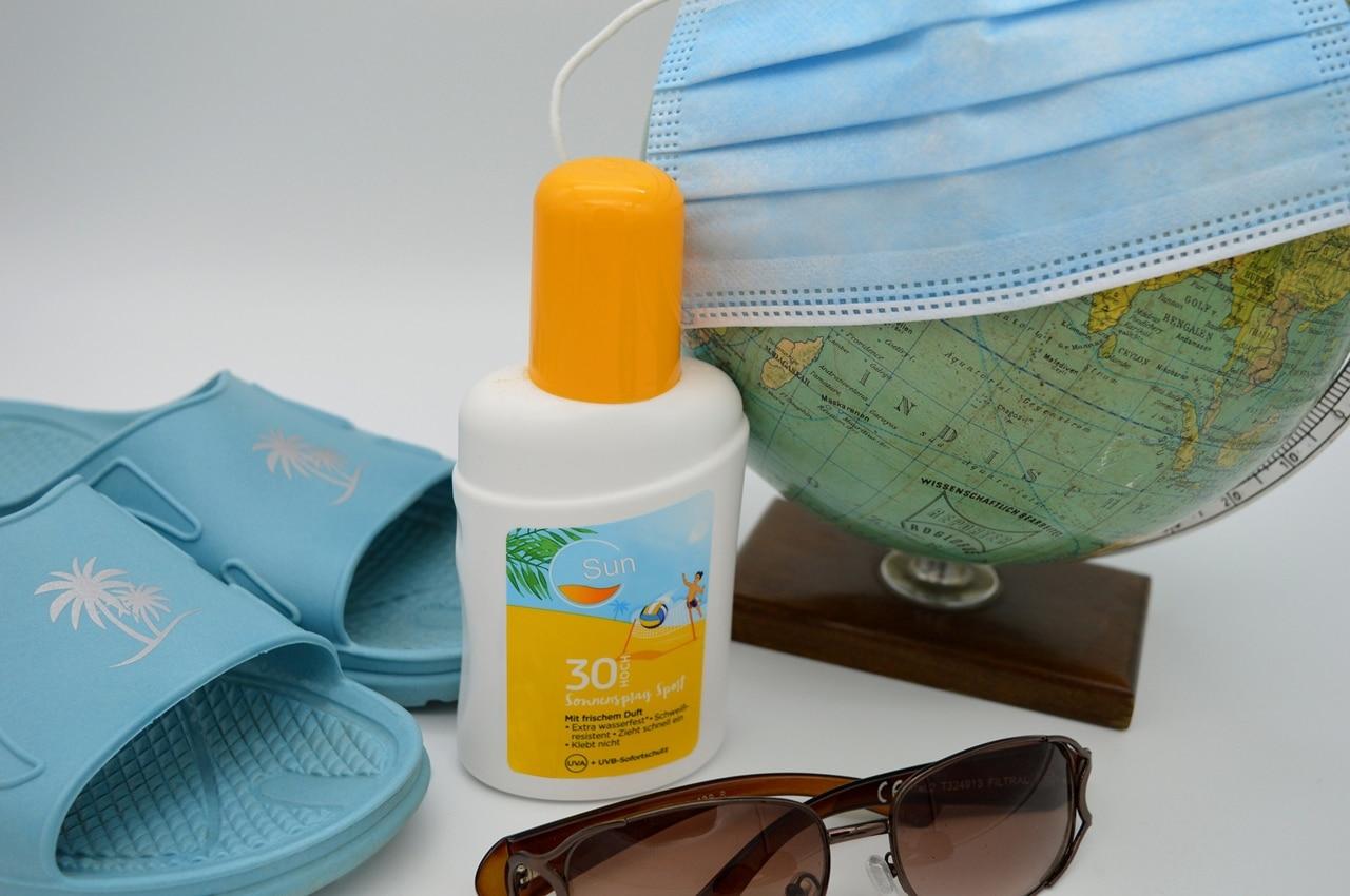 Brasileiros estão atentos aos protocolos de segurança sanitária ao escolher roteiro de viagem. Foto: Pixabay