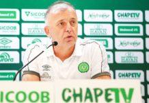 Paulo Magro assumiu a Chapecoense em agosto de 2019. Foto: Marcio Cunha/Chapecoense
