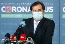 Rodrigo Maia. Foto: Michel Jesus/Câmara dos Deputados