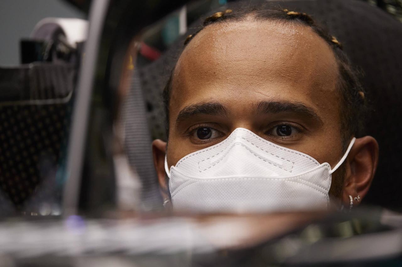 Lewis Hamilton. Foto: Steve Etherington/Mercedes-Benz