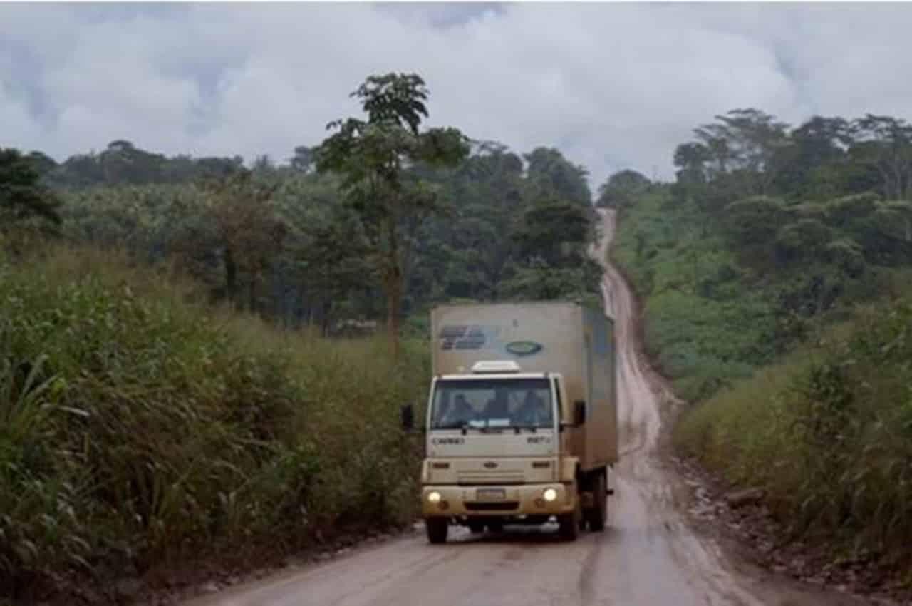 """Nova série do """"CNN Séries Originais"""" revela os problemas enfrentados por quem utiliza a Transamazônica. Foto: Reprodução"""