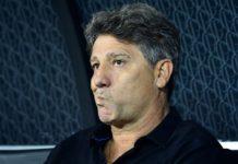 Renato Gaúcho não aceitou trabalhar no Corinthians. Foto: Marcos Riboli/Globoesporte.com
